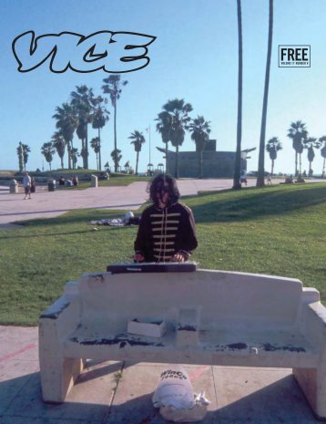 VOLUME 17 NUMBER 8 - Vice