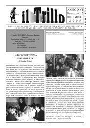 ANNO XVI Numero 12 DICEMBRE 2 0 0 5