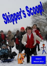 Issue 2 March 2013 - Lowther Primary School