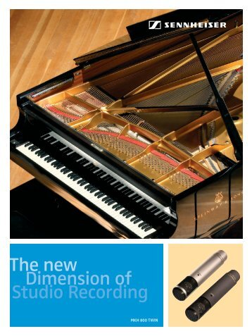 The new Dimension of Studio Recording - RecordingHacks