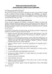 2010-2011 - Ingegneria per l'Ambiente e il Territorio - Università ...