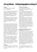 Ord og billeder - fritidspædagogikkens bidrag til børns ... - FOA - Page 2