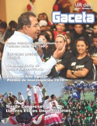 Noticias - Universidad Autónoma de Coahuila