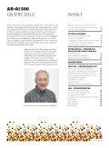 Beilage vom 28. Februar 2013 Medienpartner - AR · AI 500 - Seite 4