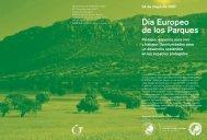 Descarga folleto ayudas 2007 - EUROPARC-España