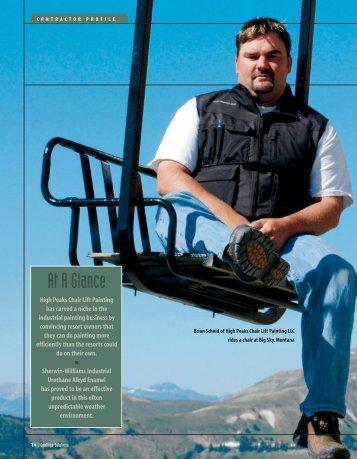 At A Glance - Protective Coatings, Protective & Marine Coating ...