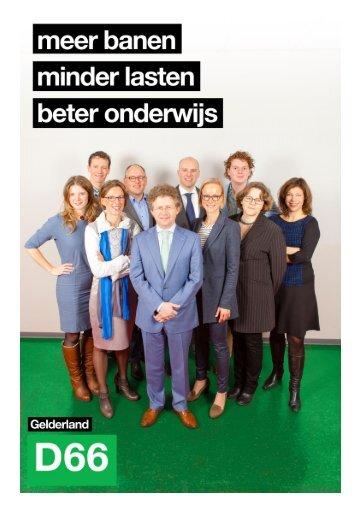 VerkiezingsprogrammaPS2015-2019-D66Gelderland