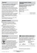 Bendrosios darbo saugos nuorodos - ViskasSodybai.lt - Page 7