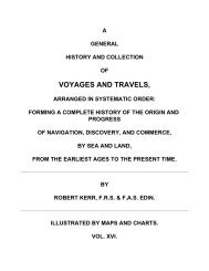 Voyages and Travels, vol. 16 - Nauticus