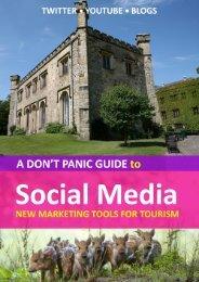 A Don't Panic Guide to Social Media (Tourism) - Visit Lancashire