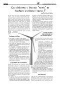 """Les éoliennes : énergie """"verte"""" - Natagora - Page 2"""