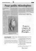 """Les éoliennes : énergie """"verte"""" - Natagora - Page 7"""