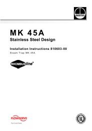 MK 45A Stainless Steel Design