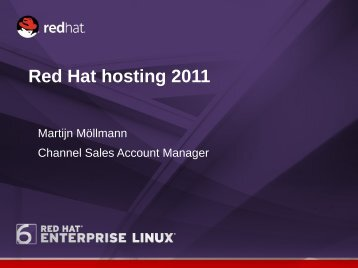 Red Hat hosting 2011 - Insight