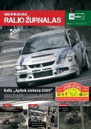 Ralio Zurnalas - 15min.lt