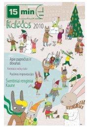 """""""Kalėdos 2010"""" Kaunas - 15min.lt"""