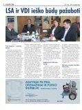 LSA ir VDI ieško būdų pažaboti nelegalų darbą - Statyk.eu - Page 2