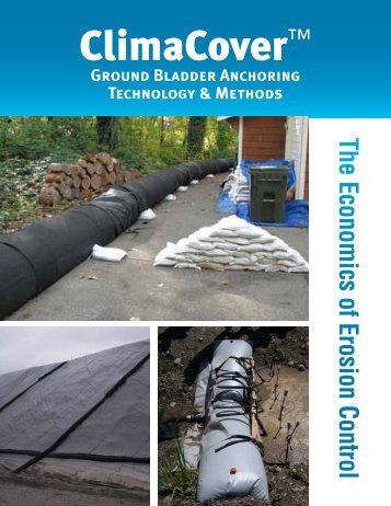Hillside and Temporary Cover Anchors - Linwood Supply