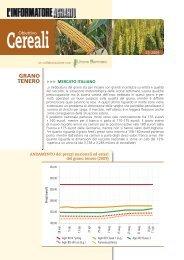 Numero 23 del 18 Giugno 2009 - L'Informatore Agrario