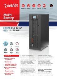 Multi Sentry - Riello UPS
