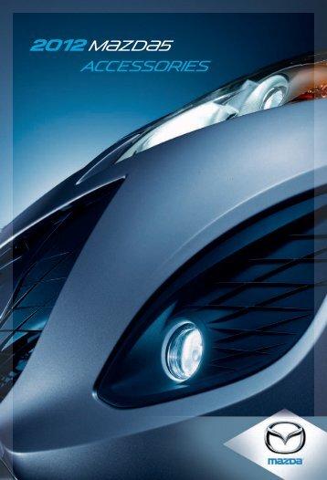 2012 M{zd{5 accessories - Mazda