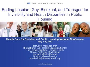Ending Lesbian, Gay, Bisexual, and Transgender Invisibility and ...