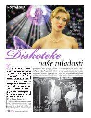 Nostalgija: Diskoteke naše mladosti - Magazin