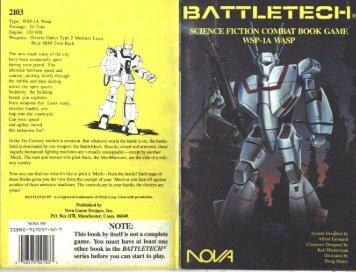 Combat Book, WSP-1A Wasp.pdf - Lski.org