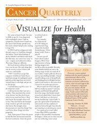 Visualize for Health - St. Joseph's Medical Center