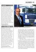 THE EUROPEAN FOCUSSED FREIGHT FORwARDERS - EVO - Page 5