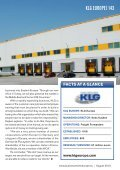 THE EUROPEAN FOCUSSED FREIGHT FORwARDERS - EVO - Page 7