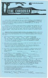 Cordovan JAN 1985 - Cordova Bay Association for Community Affairs