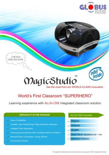 Magic Studio - Globus Infocom