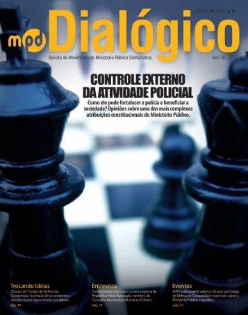 Revista Diálogo - Edição 32 - Ministério Público do Estado do Ceará ...
