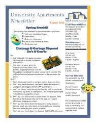 03-2012 UAN Undergrad Newsletter.pub - UCLA - Housing
