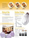 FromFast Food toFine Dining - GE Lighting - Page 5