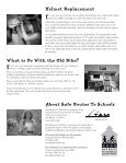 Mom & Dad – I Want a Bike! - Safe Routes to School - Page 2