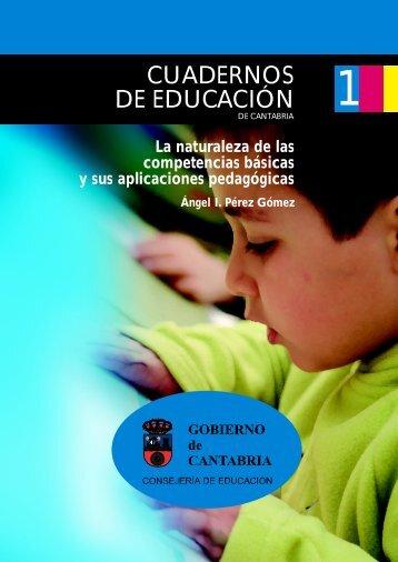 La naturaleza de las competencias básicas - CEP de Alcalá de ...