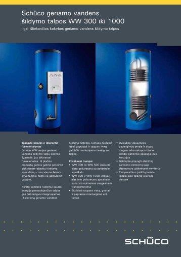 Boilerių 300-1000 litrų brošiūra - IdejaSildymui.lt