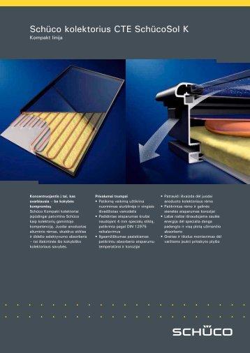 Kompakt kolektoriaus brošiūra - IdejaSildymui.lt
