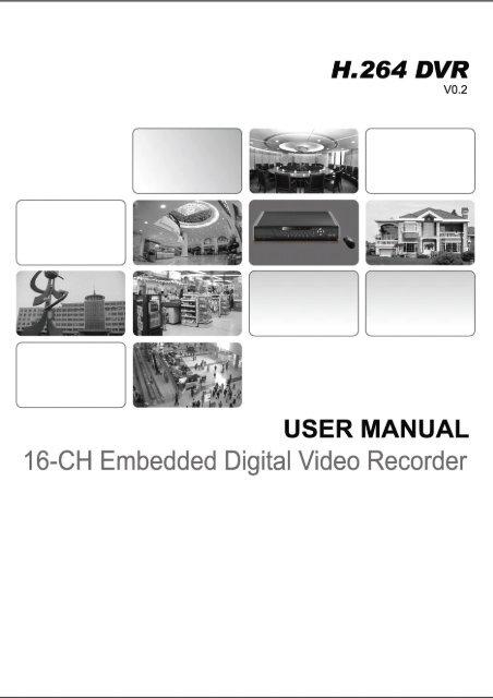 Chapter 1 DVR Instruction - Platinum CCTV Downloads