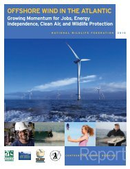Offshore Wind in the Atlantic - Jersey Coast Anglers Association