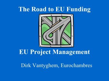 The Road to EU Funding... - Eurochambres Academy