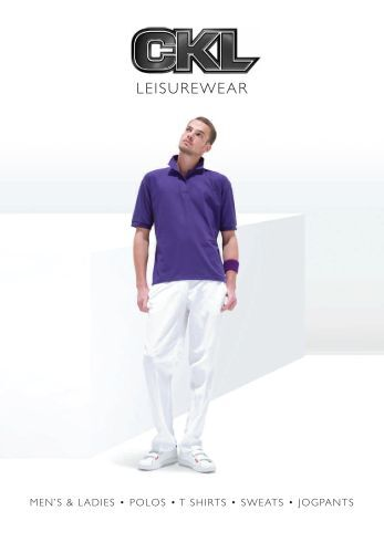 LEISUREWEAR - CKL