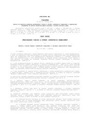 195/2005 Sb. VYHLÁŠKA ČÁST PRVNÍ PŘEDCHÁZENÍ VZNIKU A ...