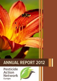 annual report 2012.indd - PAN Europe