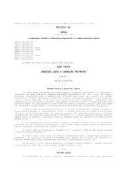356/2003 Sb. ZÁKON ČÁST PRVNÍ CHEMICKÉ LÁTKY A ...