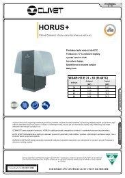 HORUS+ - BTK