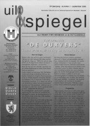 september 2003 voor NEDER-OVER-HEEMBEEK en de ...