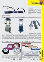 Positions- lichter - Bootselektronik.at